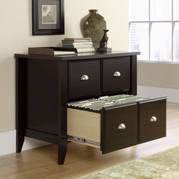 Lateral File Cabinet with Doors